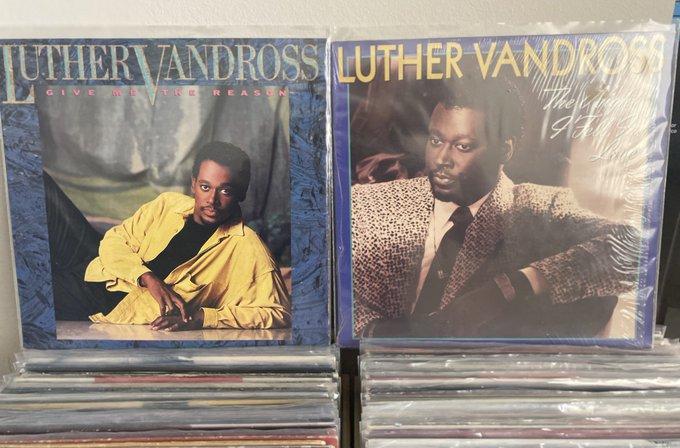 Happy Birthday Luther Vandross