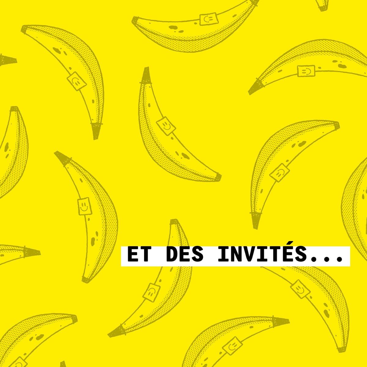 #420day : 🍌 Mais @BananaKPodcast, c'est aussi des invités :  🔗