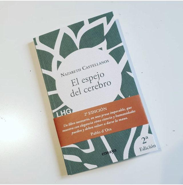 "Nazareth Castellanos on Twitter: ""Ya la segunda edición! GRACIAS 🙏  https://t.co/9ls4E1BFwO"" / Twitter"