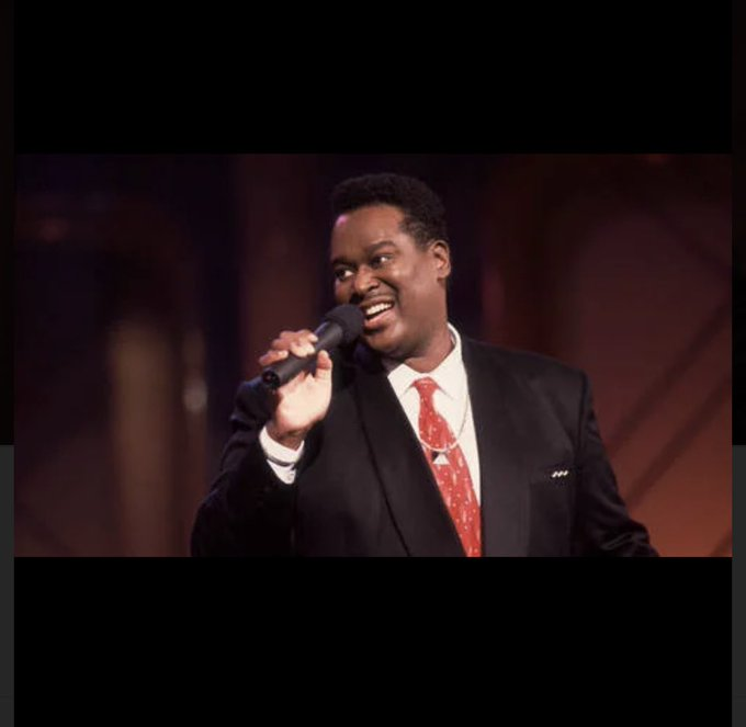 Happy 70th Birthday to the late great Crooner, Luther Vandross!