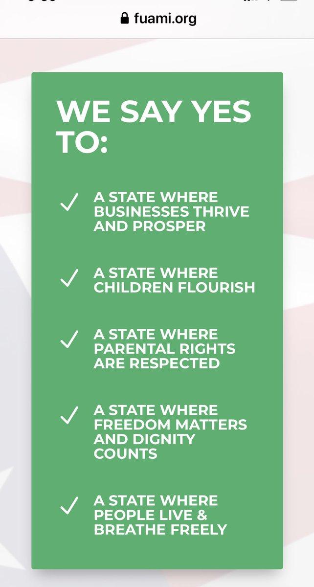 Time For #SantuaryStates for The U.S. #Constitution!- via #FUAMI