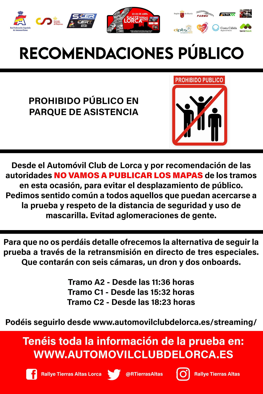 SCER + CERT: 10º Rallye Tierras Altas de Lorca [23-24 Abril] Ezb_cxPWYAgMqHU?format=jpg&name=4096x4096