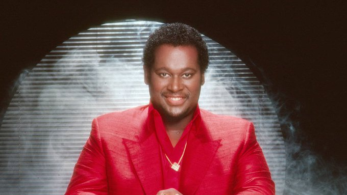 You know damn well this man spiced up the worlds love life.   Happy 70th Birthday, Luther Vandross!