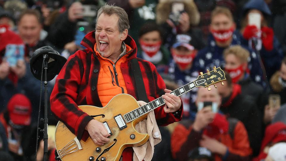 Ted Nugent—Who Called Covid-19 A Scam—Says He's Been Crippled By The Virus https://t.co/9S9ipZN9dz https://t.co/BlUHOeQtbk