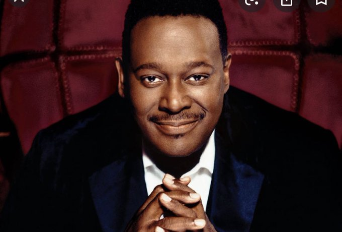 Happy birthday to one of the GOAT of soul music Mr. Luther Vandross