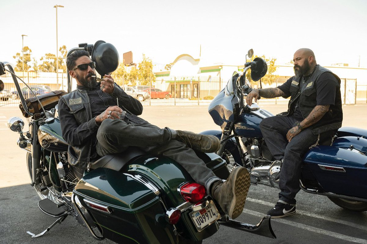 @thereal_Rocco's photo on #MayansFX