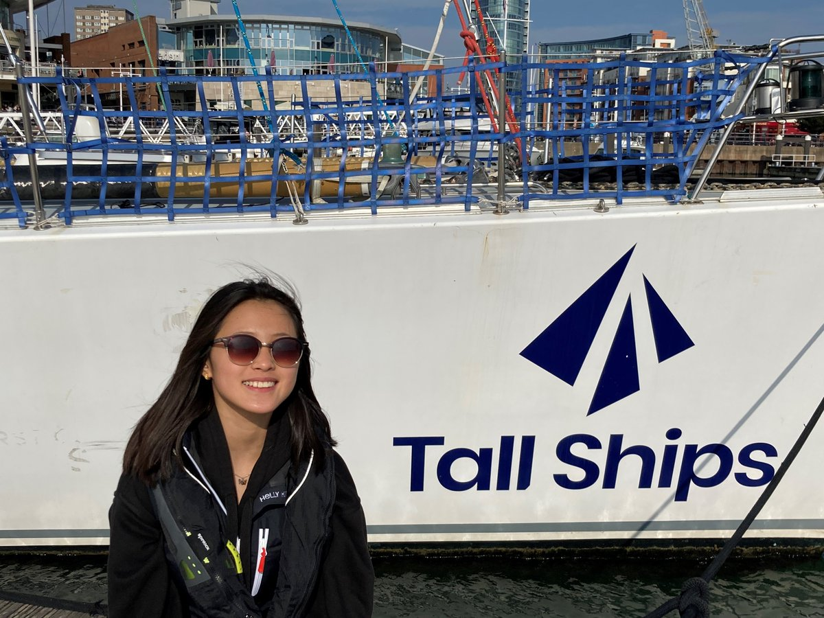Tall Ships Youth Trust (@TallShipsYT)