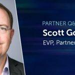Image for the Tweet beginning: Partner Q&A: @adstradata EVP Scott