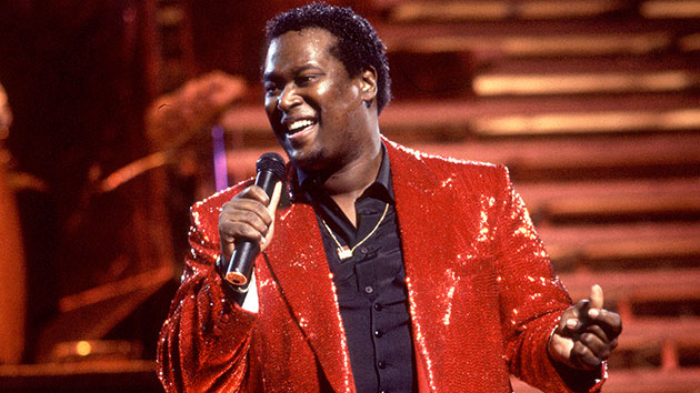 Happy 70th Birthday Luther Vandross, from Google! -