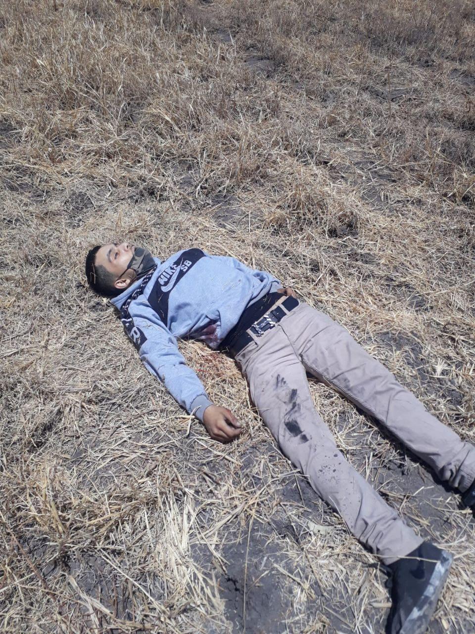 Video: policías matan sicarios que invaden hospital para secuestrar a paciente_01