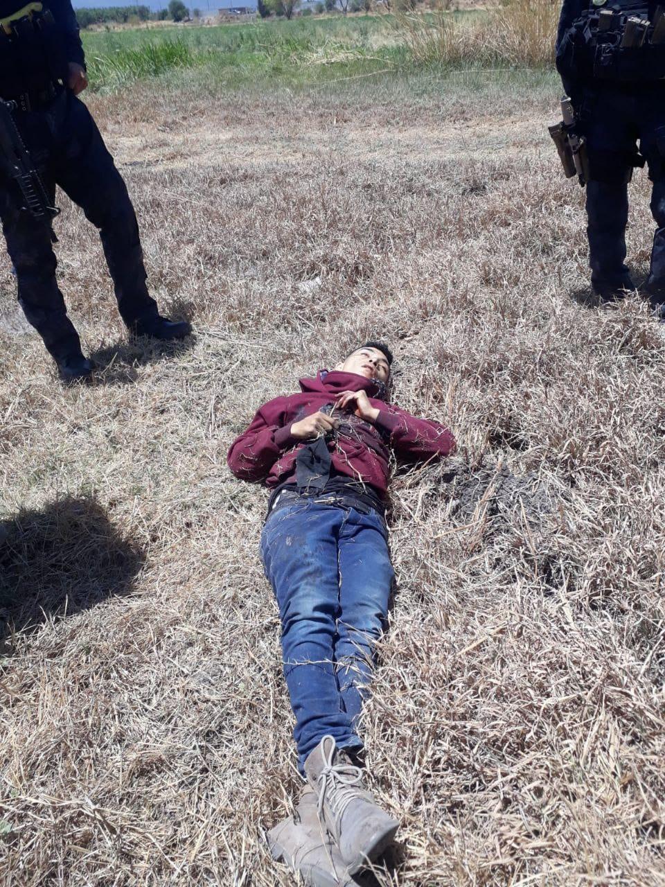 Video: policías matan sicarios que invaden hospital para secuestrar a paciente_03