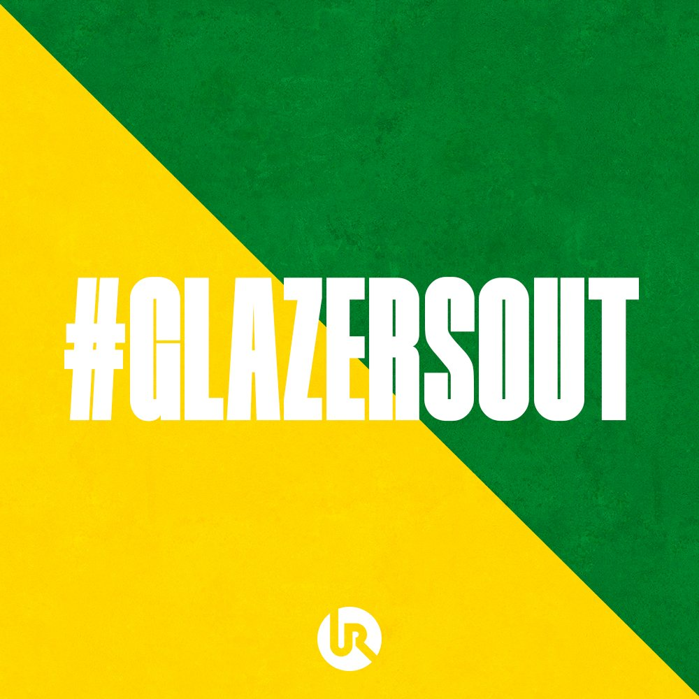 Don't say anything just rt #GlazersOut https://t.co/oHcrQ943Uu