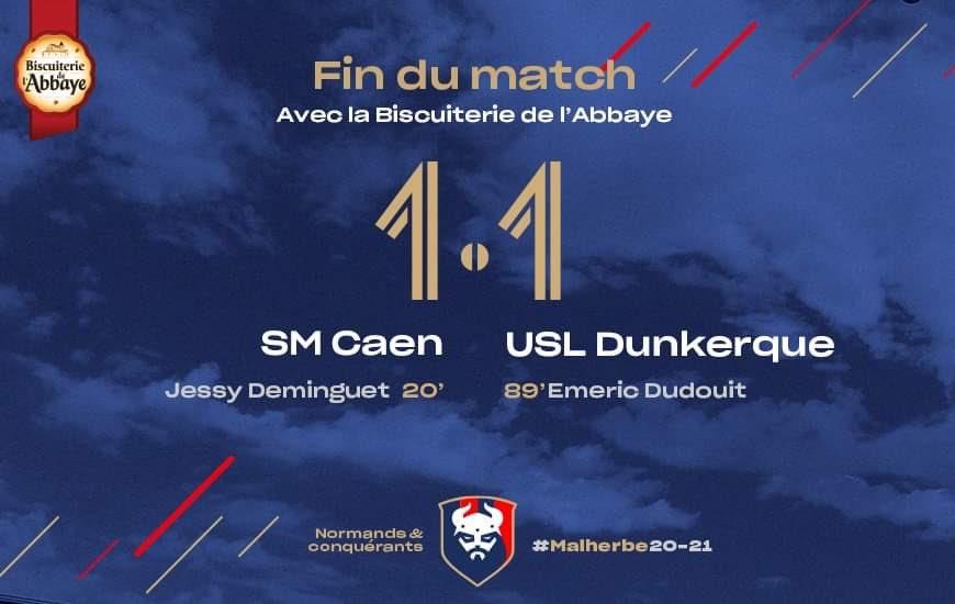 [34è journée de L2]  SM Caen 1-1 USL Dunkerque - Page 2 EzcShrYWYAAUQjq?format=jpg&name=900x900
