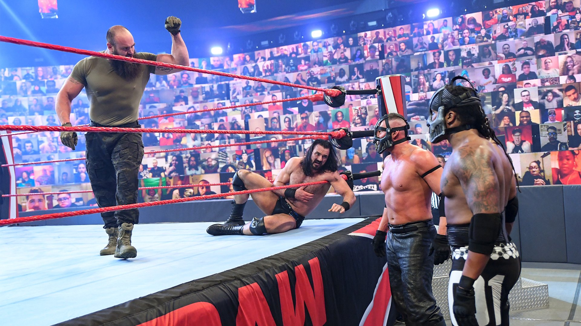 Braun Strowman suggested a new name for himself after beating up Mace and T-Bar on WWE RAW.