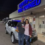 Image for the Tweet beginning: The Stayskal's stopped by #LakelandAutomall