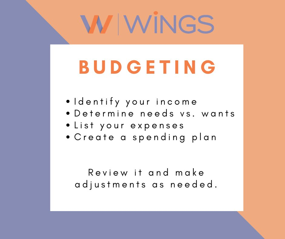 test Twitter Media - Here's your Tuesday Tip from WiNGS' Call us if you you'd like help determining NEEDS vs WANTS - that can be a tough one. #financiallyfit #FinancialLiteracyMonth https://t.co/HmfUZOZh74 https://t.co/pCRxYl7SIW
