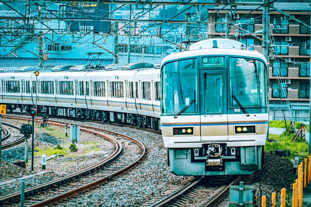 ツイッター 大和 路線 JR西日本に関する掲示板