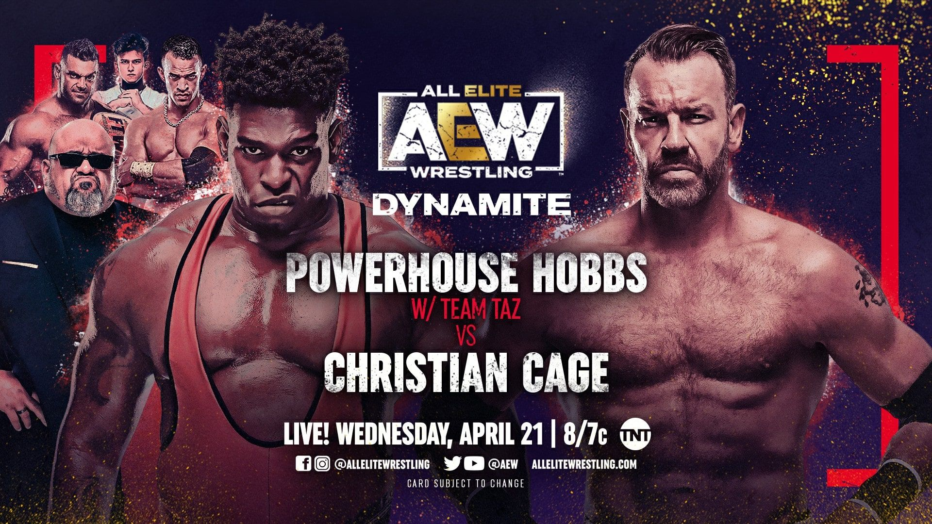 Preview For Tonight's AEW Dynamite