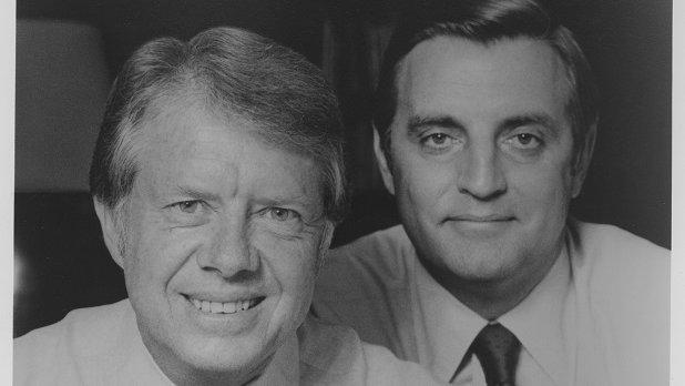 #ÉtatsUnis #Amérique #Histoire #Politique #JimmyCarter #WalterMondale  JIMMY CARTER - WALTER MONDALE