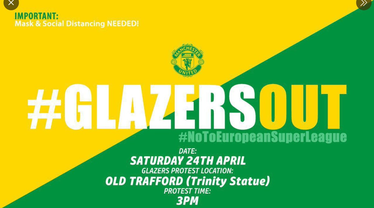 @StretfordPaddck Please share. We need this more than ever before  Enough is enough. #GlazersOut https://t.co/ogiuCCpFsI