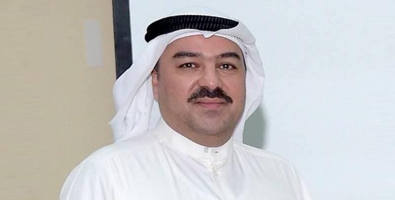 رئيس النادي العربي عبدالعزيز عاشور عبر حسابه في انستغرام الله أقوى من كل ظالم !