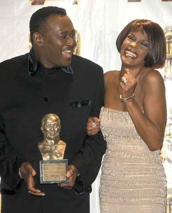 Happy 70th Birthday Luther Vandross!!! RIP!!!!
