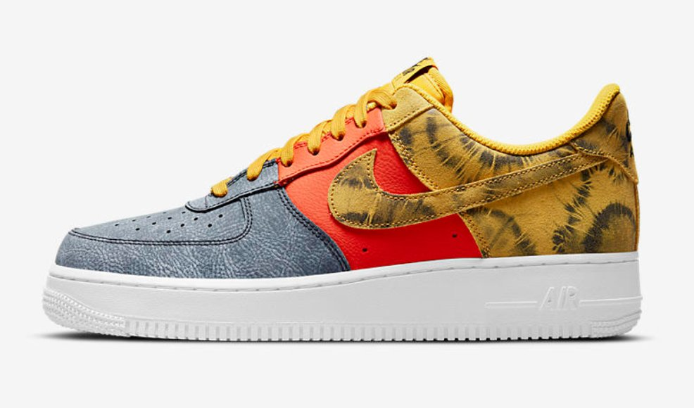 Nike Air Force 1 '07 LV8 Tie-Dye