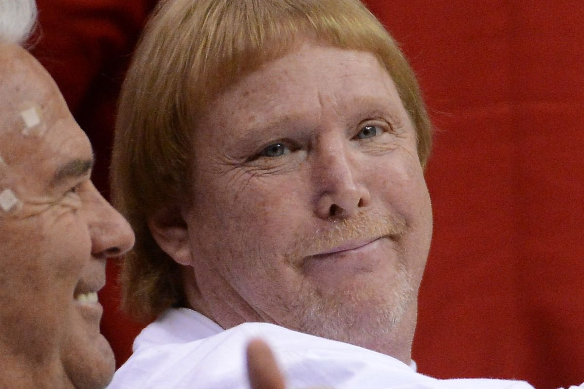 Raiders owner Mark Davis says he's responsible for the tweet and it will not be deleted   More: https://t.co/jPtXV6EFjZ https://t.co/mXhp6mjDw8