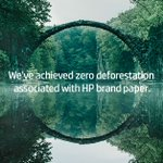 Image for the Tweet beginning: Our zero-deforestation goal associated with