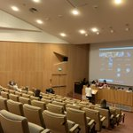 Image for the Tweet beginning: Soutenance de thèse à l'#IUEM