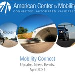 Image for the Tweet beginning: ACM Mobility Connect: April Updates