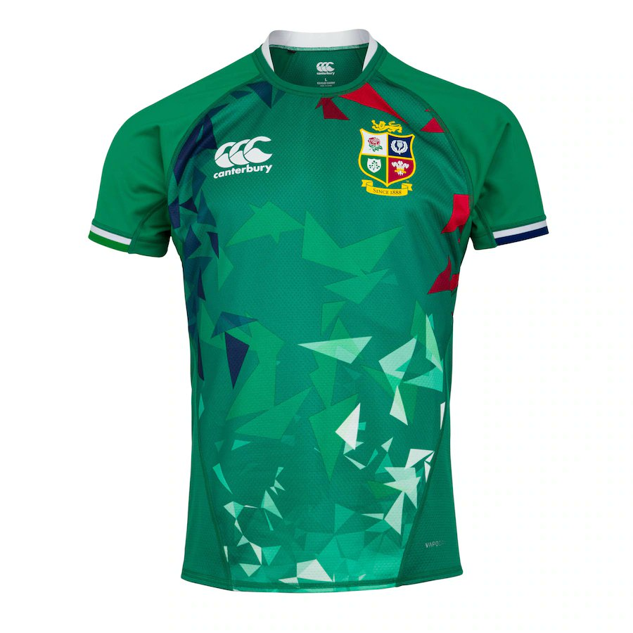 test Twitter Media - The official British & Irish Lions jersey for the 2021 tour was unveiled today 🦁  As were the training tops, which always tend to steal the show on tour 👌  #LionsRugby https://t.co/hCtyXa98uM