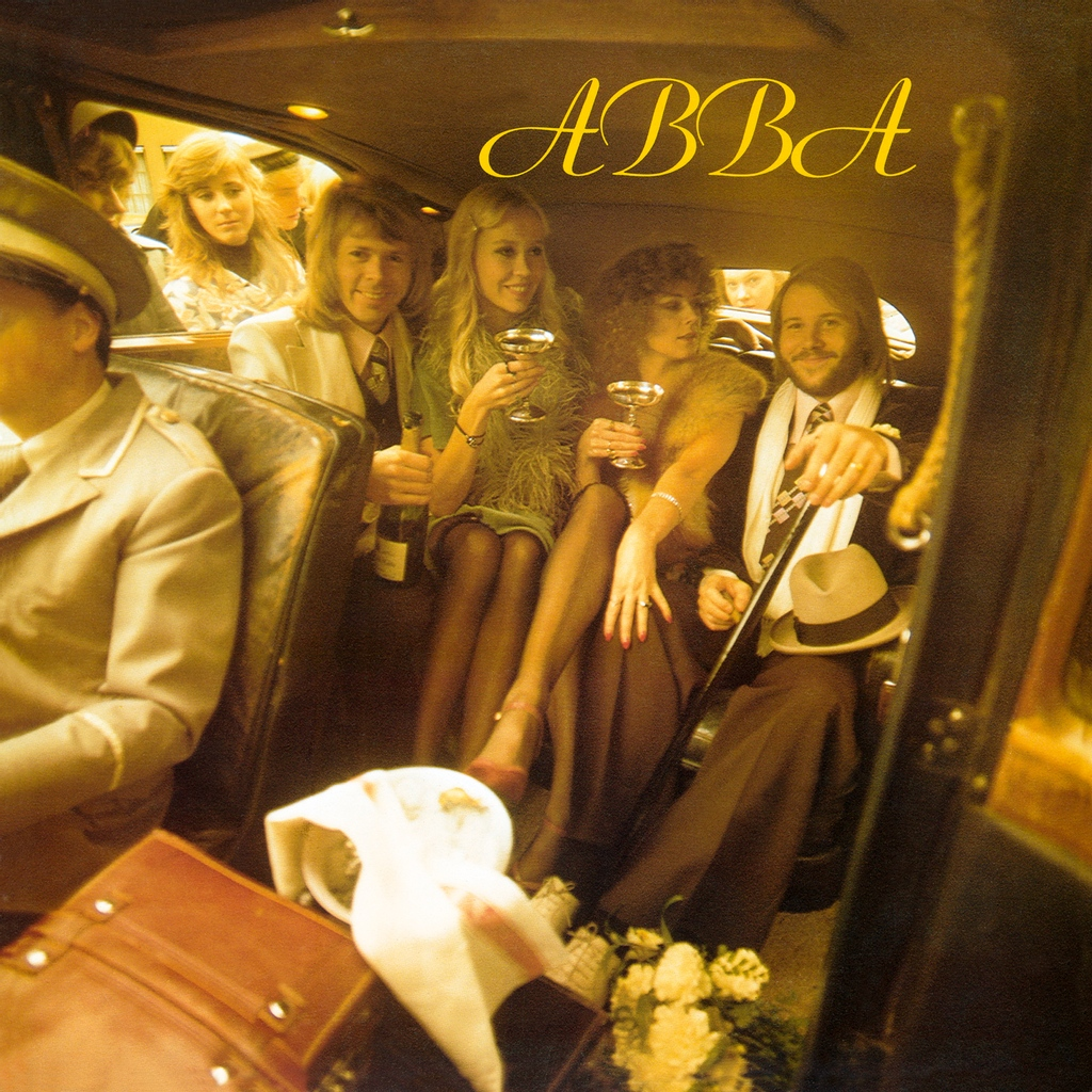 Today marks 46 years ago the ABBA LP was released!🎉 #ABBA