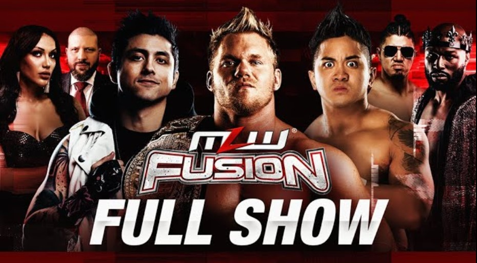 MLW Fusion #129 Results