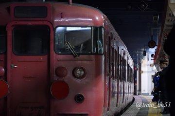 【深夜に実施】七尾線415系C06・C09編成廃車回送 大阪・吹田へラストラン