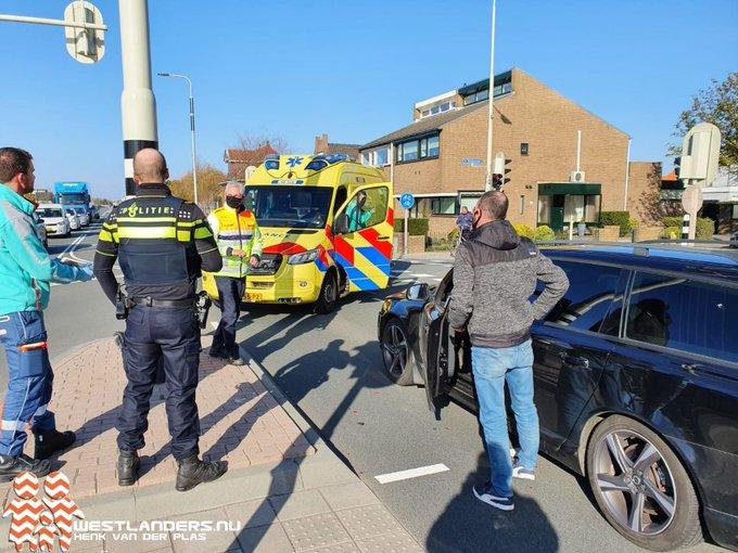 Licht gewonden bij ongeluk Nieuweweg https://t.co/v4ue5wKgm4 https://t.co/oBhGUxGCos