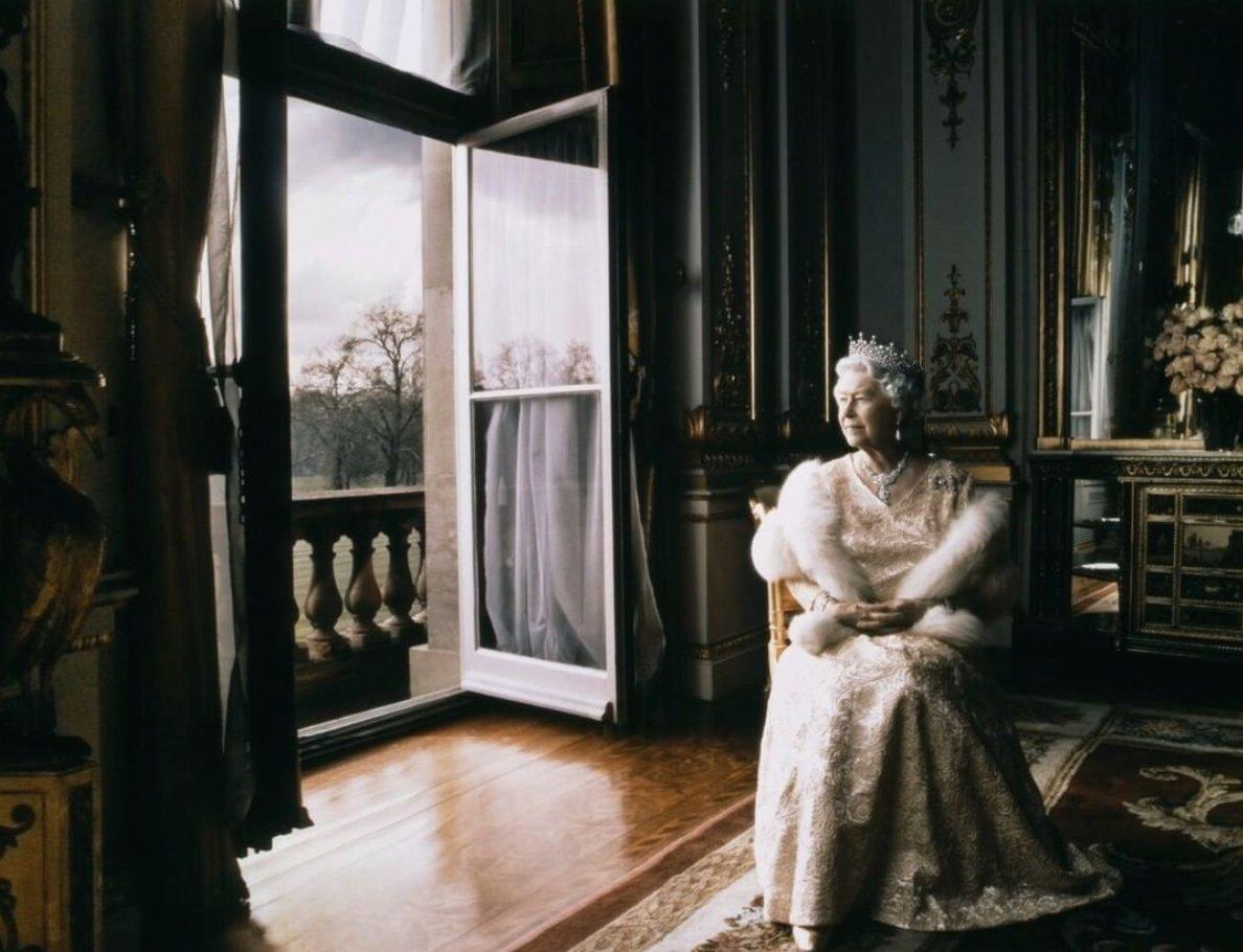 #QueenElizabeth