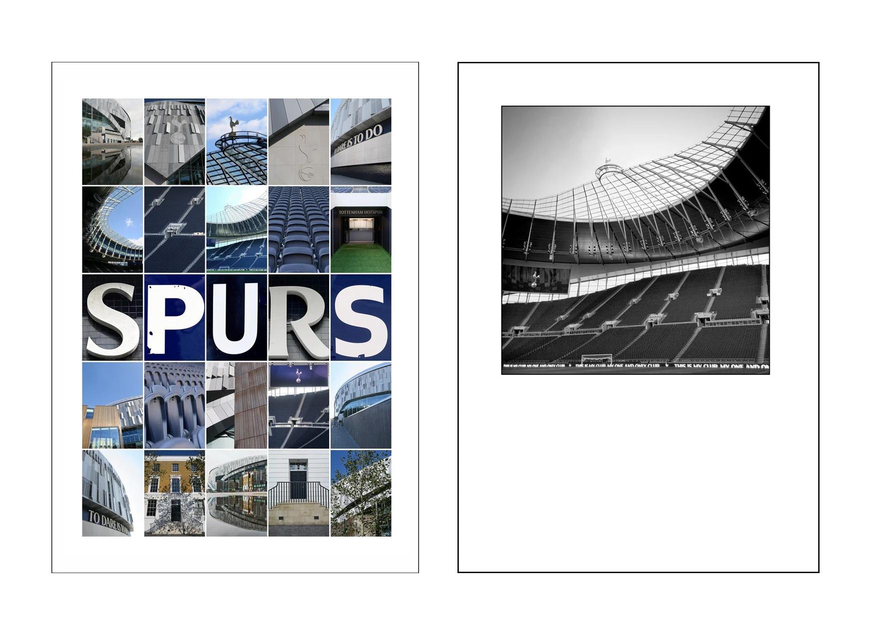 The Spurs Stadium - Tottenham Hotspur