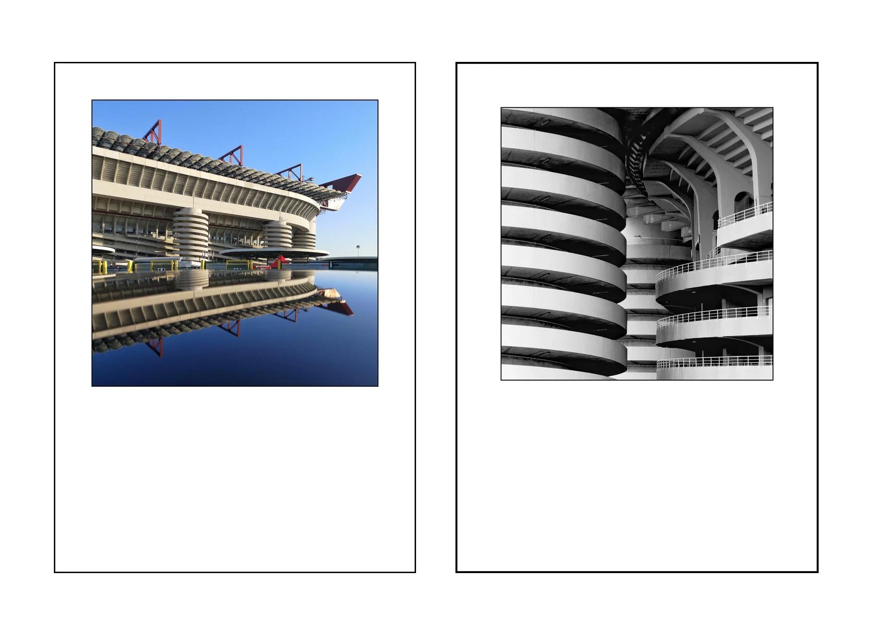Stadio San Siro - AC Milan and Internazionale