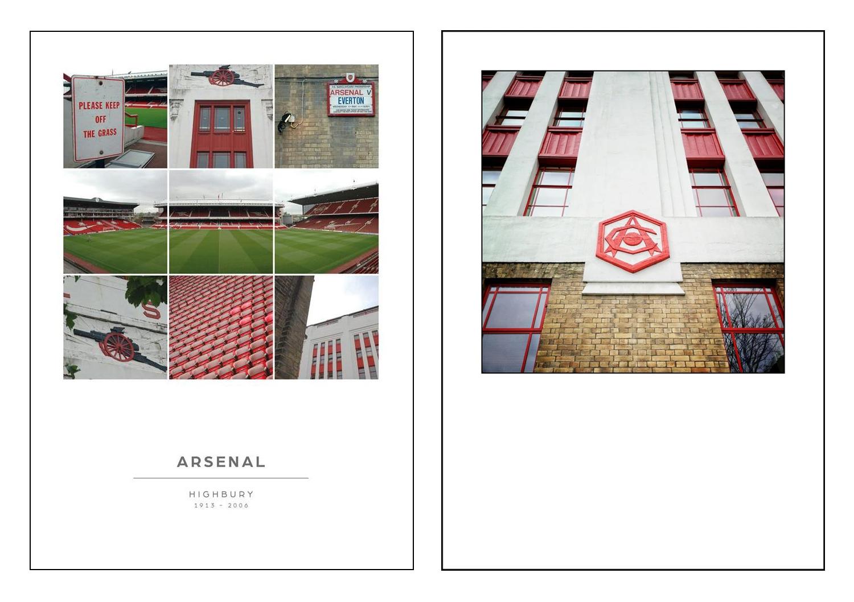 Highbury Stadium - Arsenal Football Club