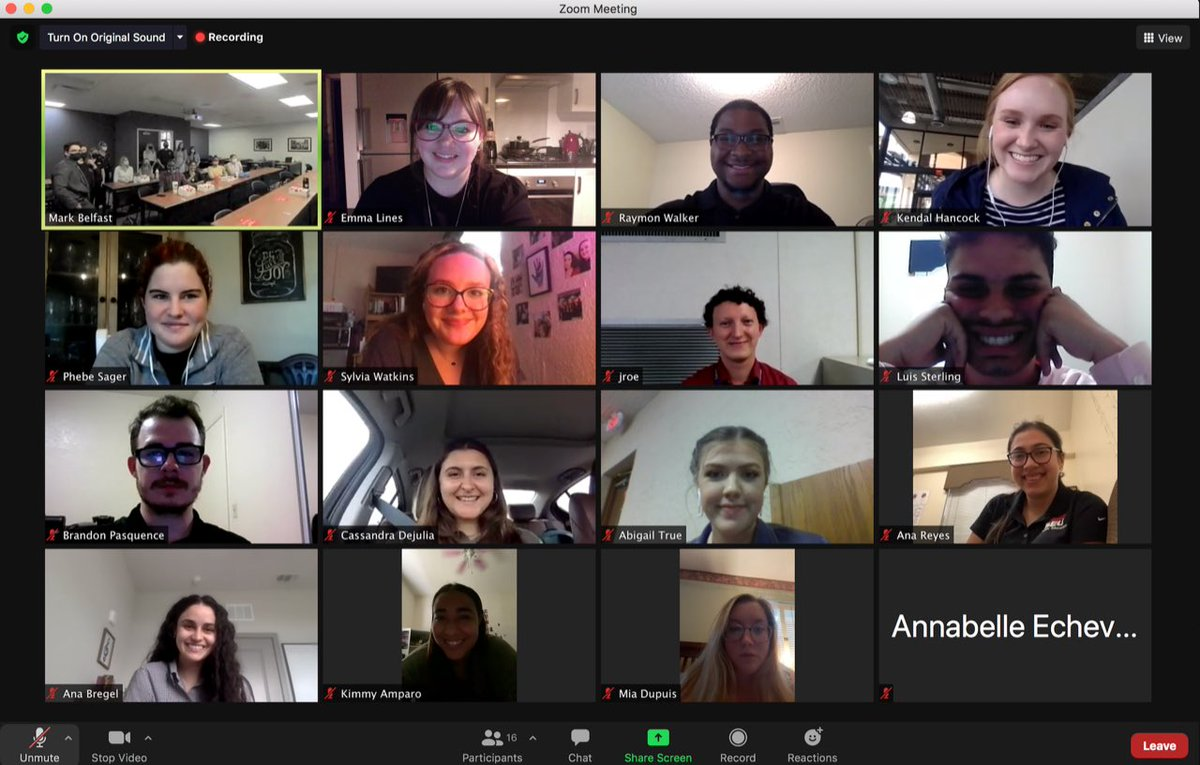 test Twitter Media - Last night our Senior Programme Manager @emmalinesmusic delivered a presentation to @NAfME Collegiate Students at @seuniversity @SEUarts in Florida, USA. So great to be able to share our story and programme with new students thousands of miles away! https://t.co/gQFkXnAAxP
