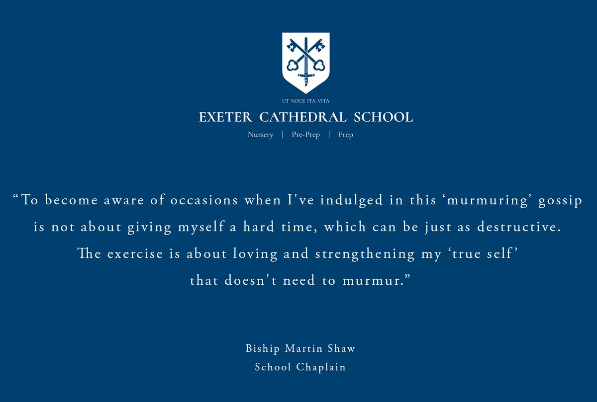 Bishop Martin offers a challenging practice to help us build trust in a community, whether it is in school, at home or in working environments.   https://t.co/2UxdA4pO38  #wellbeing #schoolwellbeing #school #wellbeingwednesday https://t.co/yeWKePdK4s