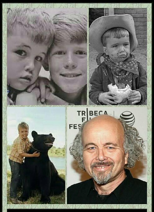 Happy Birthday to former podcast guest Clint Howard