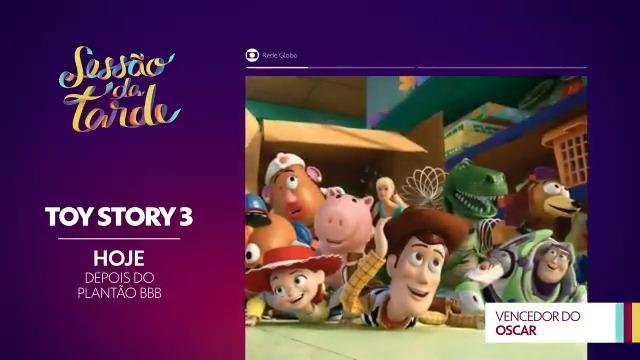 @tvglobo's photo on Toy Story