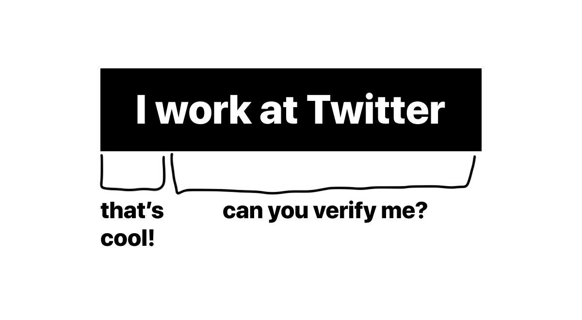 Replying to @joeyabanks: What it's really like: