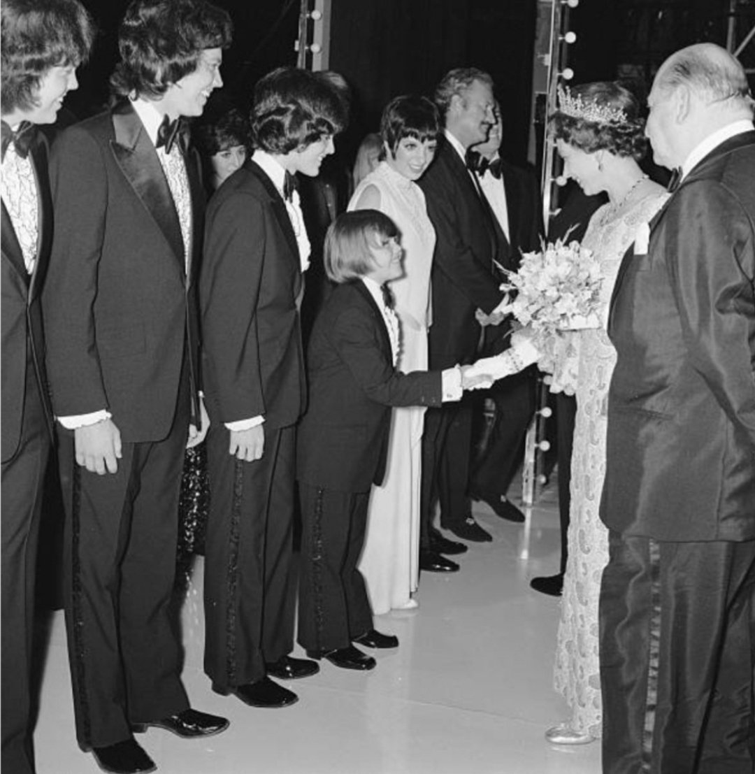 RT @Tinaburgess62: @donnyosmond It was..and when u met #TheQueen in 1972 in #London ❤ https://t.co/wE65hXUoiW