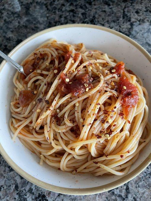 Pasta is my love https://t.co/uFgWGA87kd