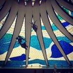 Image for the Tweet beginning: #Brasilia61anos Happy Birthday Brasilia -