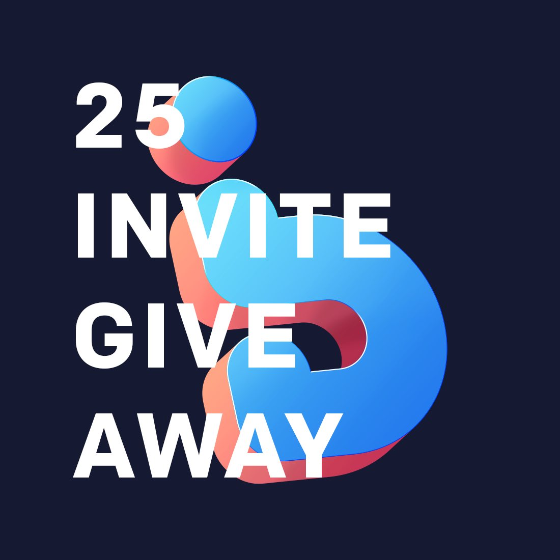 ?  April 2021 What Bot Invite Giveaway! At least 25 invites drawn Monday April 26th  TO ENTER: 1) Follow @whatbotisthis 2) RT this tweet  Thanks everyone and good luck! https://t.co/Hnx72A1c59