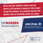 Image for the Tweet beginning: Nurses and healthcare professionals need